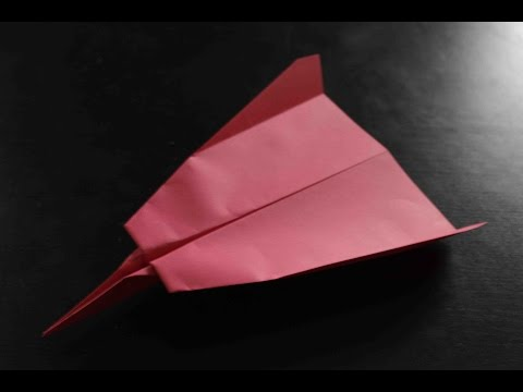 How to make a cool paper plane origami: instruction| Speedy