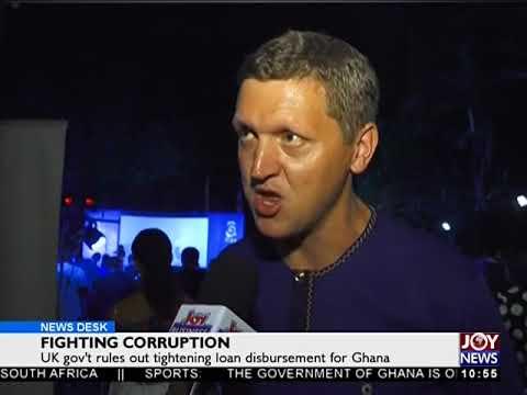 Fighting Corruption - Business Desk on JoyNews (8-6-18)