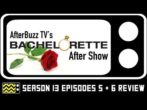 The Bachelorette Season 13 Episodes 5 & 6 Review & After Show   AfterBuzz TV