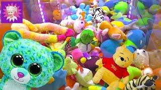 Download Челлендж ИГРОВОЙ АВТОМАТ С ИГРУШКАМИ Ловим покемона пони и других героев Challenge machines toys Video