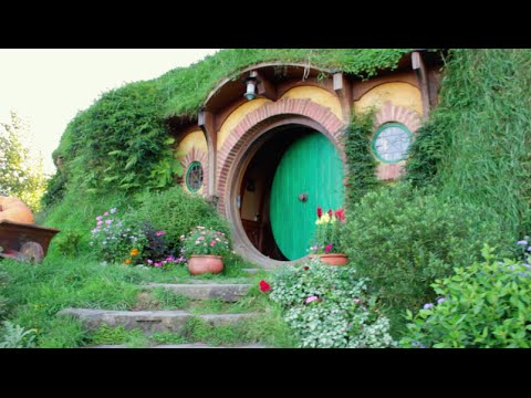 HOBBITON VLOG    New Zealand Lord of The Rings Tour