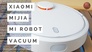 Xiaomi Mijia Mi Robot Vacuum Unboxing, Review And Real Life Test