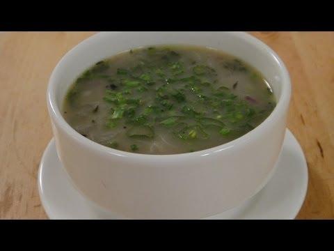 Onion and Thyme Soup | Sanjeev Kapoor Khazana