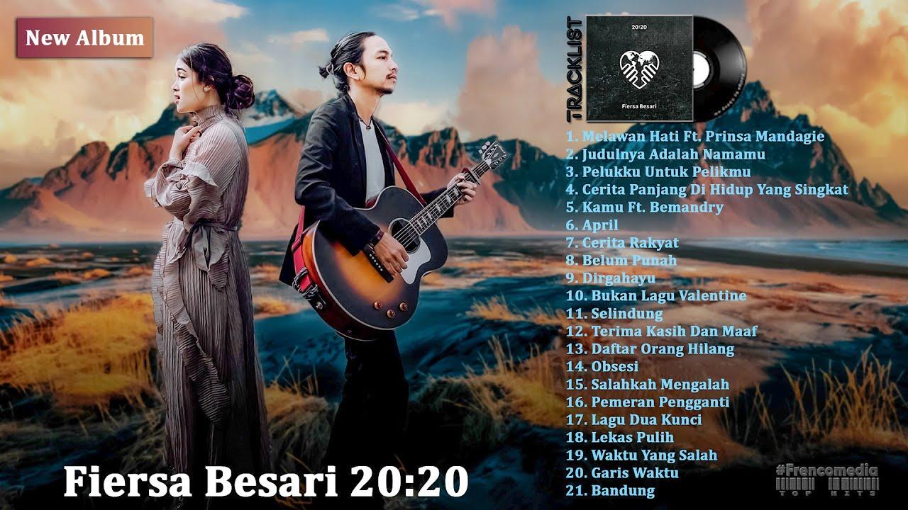 Download Fiersa Besari Full Album 2021 - Lagu Fiersa Besari Terbaru 2020-2021 [April, Melawan Hati] MP3 Gratis