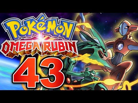DEOXYS VS. RAYQUAZA - #43 - Pokémon Omega Rubin Delta-Episode