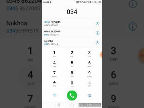 Call forwarding enable jazz iska solution batae