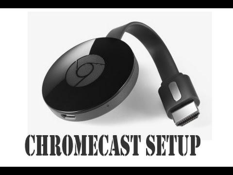 How to set up Chromecast on your TV Dec 2016?