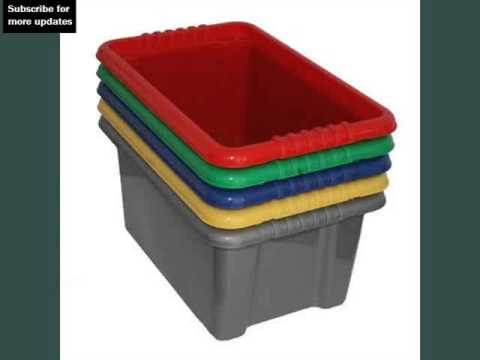 Plastic Storage Boxes - Picture Collection