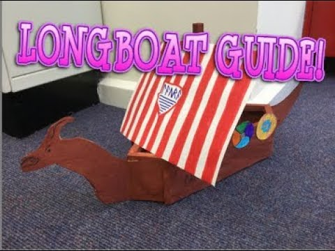 GUIDE: HOW TO MAKE A VIKING LONGBOAT