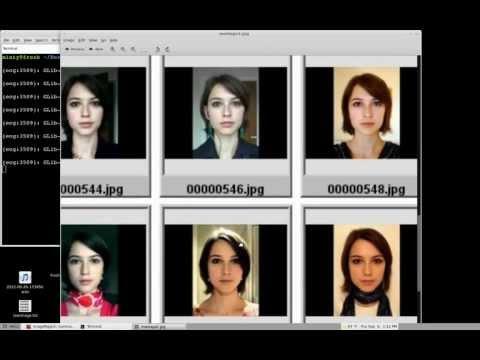 montage using Image magic