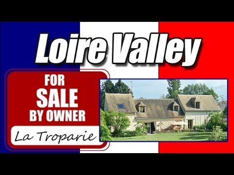 House For Sale - Loire Valley, France