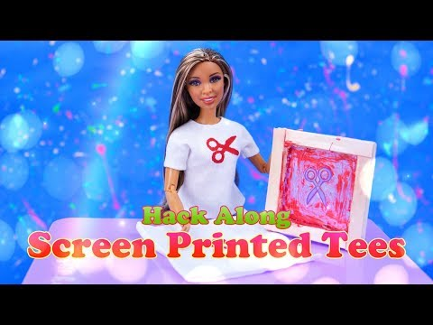Hack Along - How to Make: Silk Screen Printing Machine GoldieBlox Collaboration Ep. 4 of 7