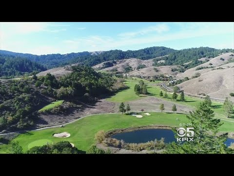 San Geronimo Golf Course Could Become A New Marin County Park