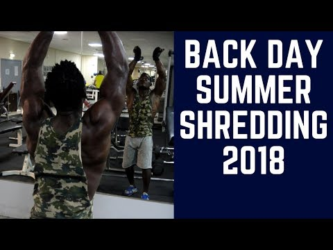Big Back Workout For Wider Lats