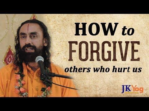 How to forgive | Learn four secrets of forgiveness | Swami Mukundananda