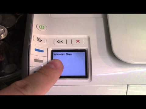 HP C4480 Incompatible Print Ink Cartridge Fix