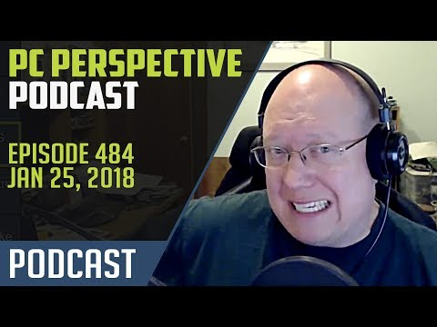 Podcast #484 - New Samsung SSDs, Updates on Spectre and Meltdown, and more!