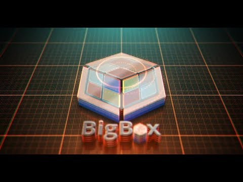 BigBox HoloButton Startup