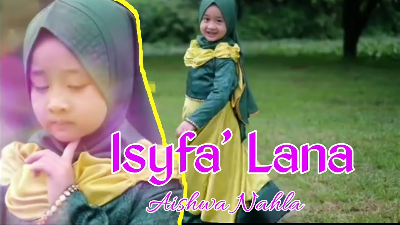 Isyfa'Lana Cover Aishwa Nahla Karnadi