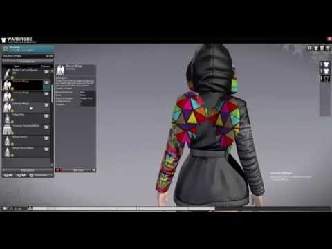 APB Reloaded:outfit for female