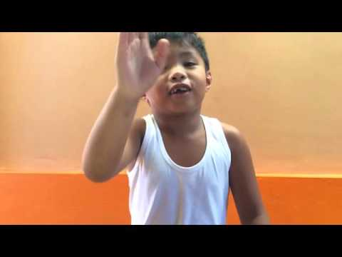 How To Make Mango Graham Cake? - TAGALOG | nkkmym