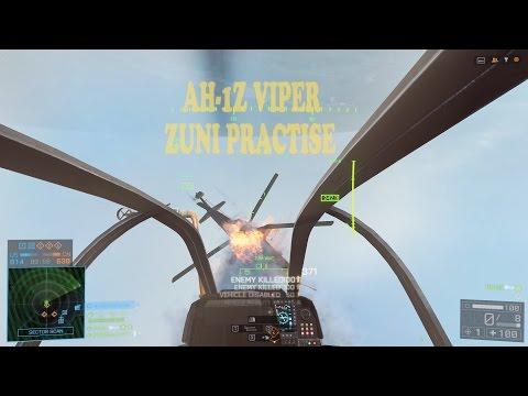 AH-1Z VIPER ZUNI PRACTISE (44-11)
