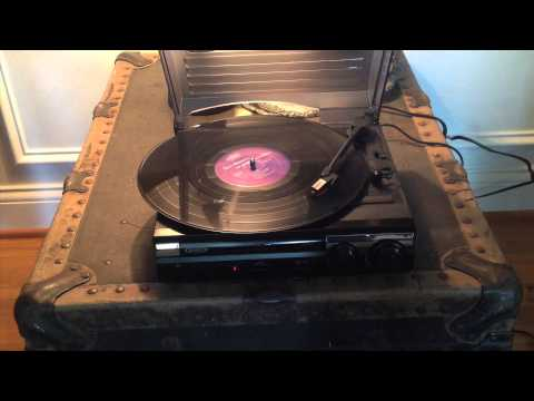 My 1st recording session from 1981 - Bluegrass Flatpicking