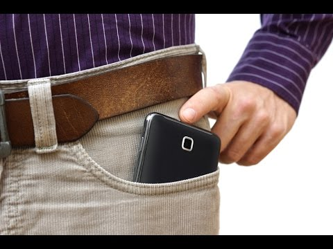 How To Put Your Phone In Your Pocket