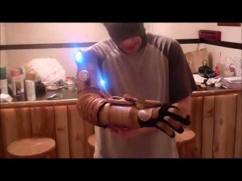 How to - Make a Steam Punk Arm for CHEAP!