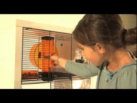 The New Qute Hamster Cage from Omlet