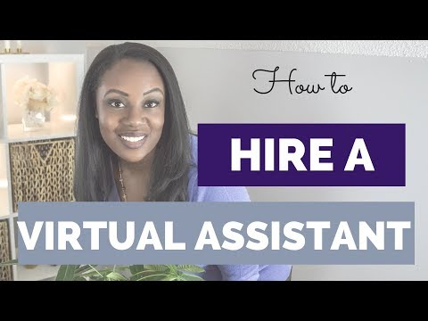 How to Hire a Virtual Assistant & Grow Solopreneur Business