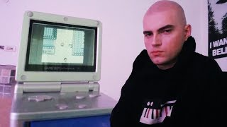 just playing some pokémon blue