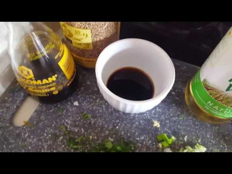 Heavenly Fast & Simple Sushi Sauce