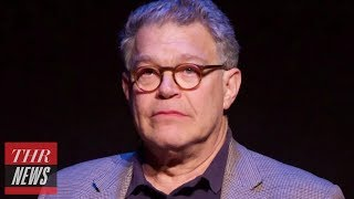 Radio Host Says Al Franken Kissed, Groped Her Without Consent | THR News