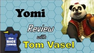 Yomi Review - with Tom Vasel