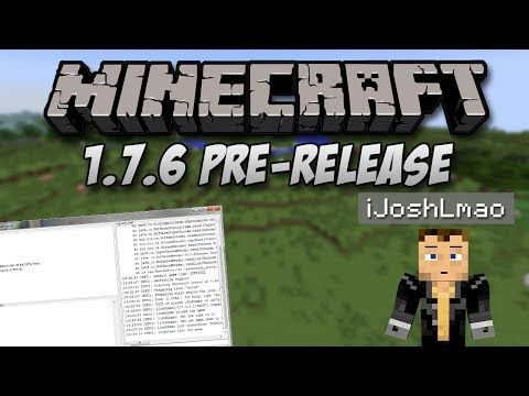Minecraft 1.7.6 Pre Release   UUID's & Name Changing!