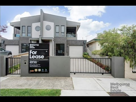 Rental Property in Melbourne: Bentleigh Townhouse 3BR/3BA by Property Management in Melbourne