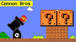 cannon Mario (series)