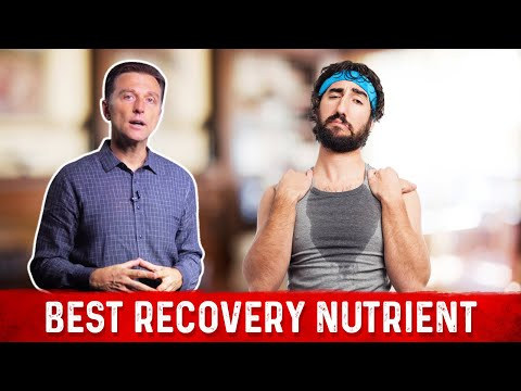 Best Recovery Nutrient After Exercise...(Better than branched amino acids)
