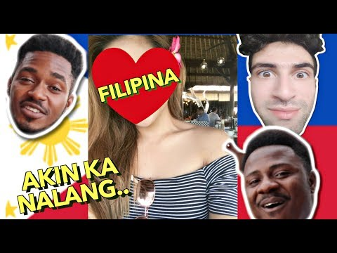 We're all INLOVE with the SAME FILIPINA GIRL.. 😍🇵🇭