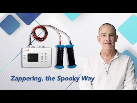 Zappering, the Spooky Way