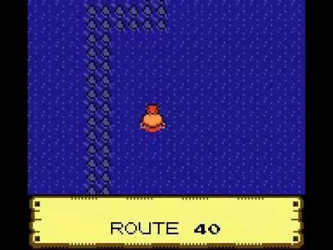Getting strength in Pokemon Crystal (HM 04)