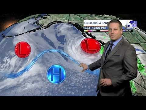 Steve Liebenthal's On Your Side Forecast