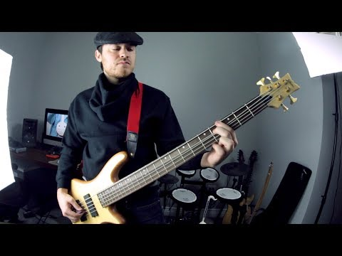 Otamatone Metal (bass playthrough)