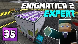 Enigmatica 2: Expert Mode - EP 32 | Mystical Agriculture Crops