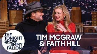Tim McGraw Met His Daughter