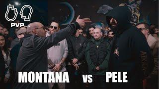 PVPBattle Season2: Montana vs Pele 1/2 (Teaser) 24 January