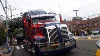 I MET OPTIMUS PRIME AND BUMBLEBEE TF5 J.A.R.S