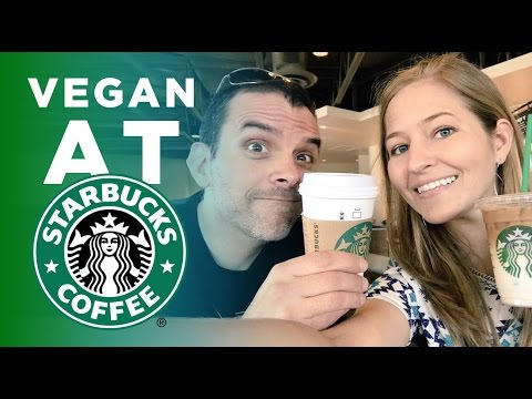 How to Order Vegan At Starbucks ☕️🌿