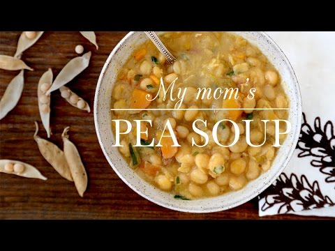 Quebec-Style Yellow Pea Soup | Kitchen Vignettes | PBS Food